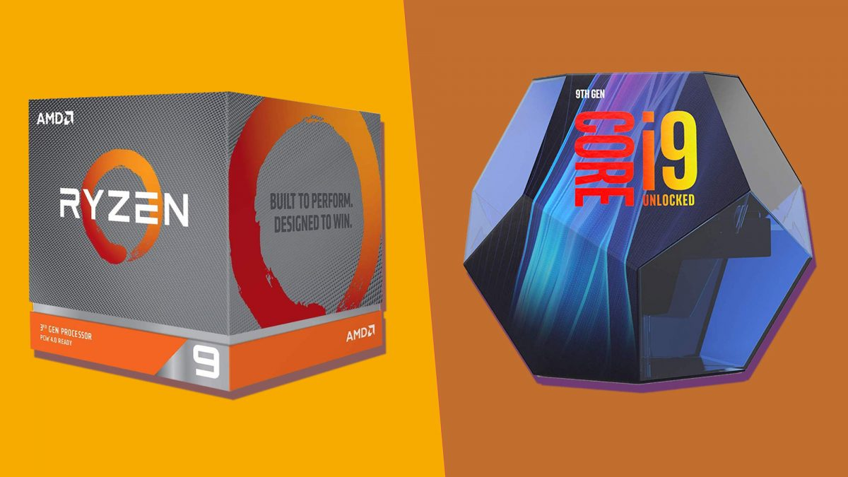 CPU Battles AMD Vs. Intel